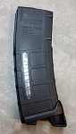 10/30 Magpul M2 MOE Window Pmag + Magpod (Black)