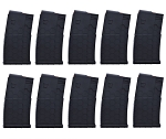 10/20 HEXMAG AR-10 Magazine BLACK *10 PACK*