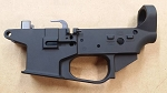 DDLES dedicated 9mm AR15 Colt pattern 6061 lower receiver