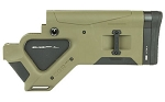 HERA CQR AR-10 Featureless Stock *CA Version* OD Green