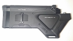 HERA CQR AK-47 Featureless Stock *CA Version* Black
