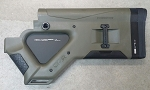 HERA CQR AR-15 Featureless Stock *CA Version* OD GREEN