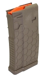 10/20 HEXMAG AR10 10rd Magazine (308/7.62x51) - Flat Dark Earth