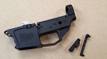 New Frontier Armory C-9 Stripped Billet Receiver (Glock Style Mags)