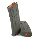 10/30 HEXMAG Series 2 AR15 Magazine OD GREEN