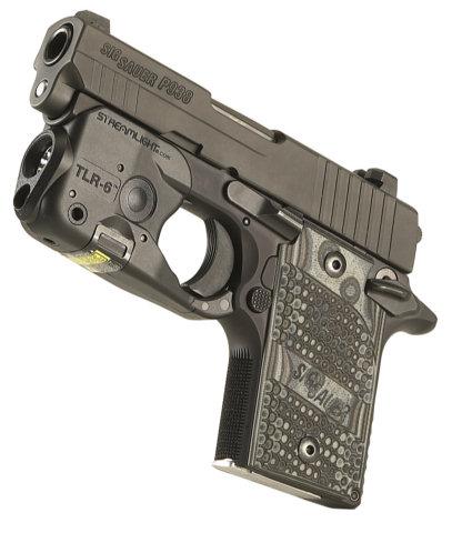 Streamlight Tlr 6 Sig P238 P938 Weapon Light Laser