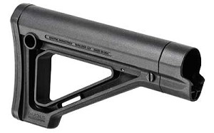 Magpul MOE Fixed Carbine Stock (Milspec) Black