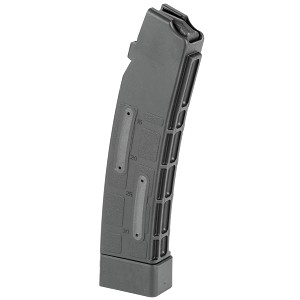 15/30 CZ Scorpion Evo 9mm Magazine - Black / Window (15 Round)
