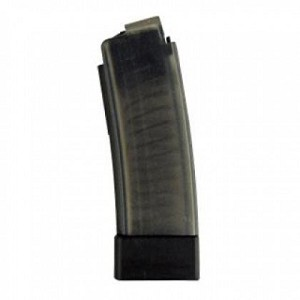 15/20 CZ Scorpion Evo 9mm Transparent Magazine
