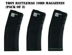 Troy Battlemag .223/5.56 10/30rd Magazine (3 pack)