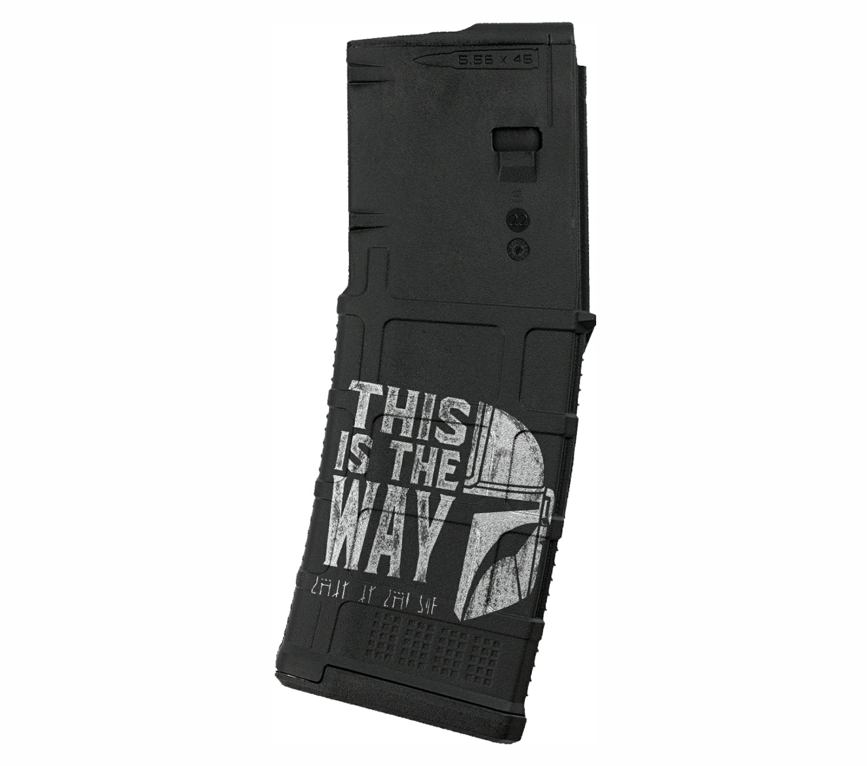 Magpul Gen M3 Pmag AR-15 (223/556) This is the Way