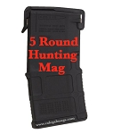 5/20 Magpul Pmag M3 Magazine (.223/5.56) HUNTER