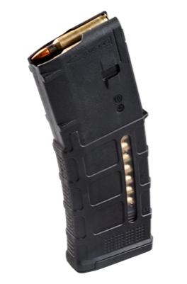 10/30 Magpul Pmag M3 Window AR-15 Magazine
