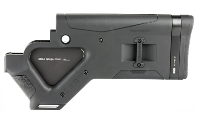 HERA CQR AR-10 Featureless Stock *CA Version* Black
