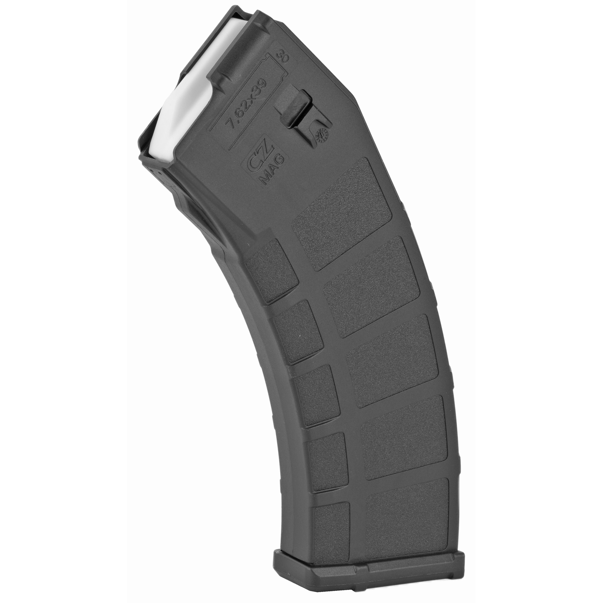 10/30 CZ Bren 2 Ms 7.62x39 Magazine - Black