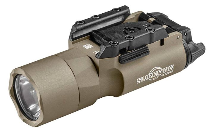 Surefire X300 ULTRA Weapon Light - Desert Tan