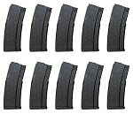10/30 HEXMAG AR-15 Magazine BLACK *10 PACK*