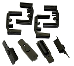 Hexmag HexID Blackout Magazine Follower / Latch Plate (4 Pack)
