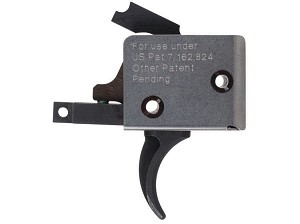 CMC Drop-in Match Small Pin Curved Trigger