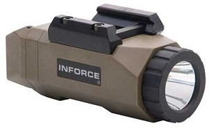 INFORCE APL Weapon Light - Flat Dark Earth